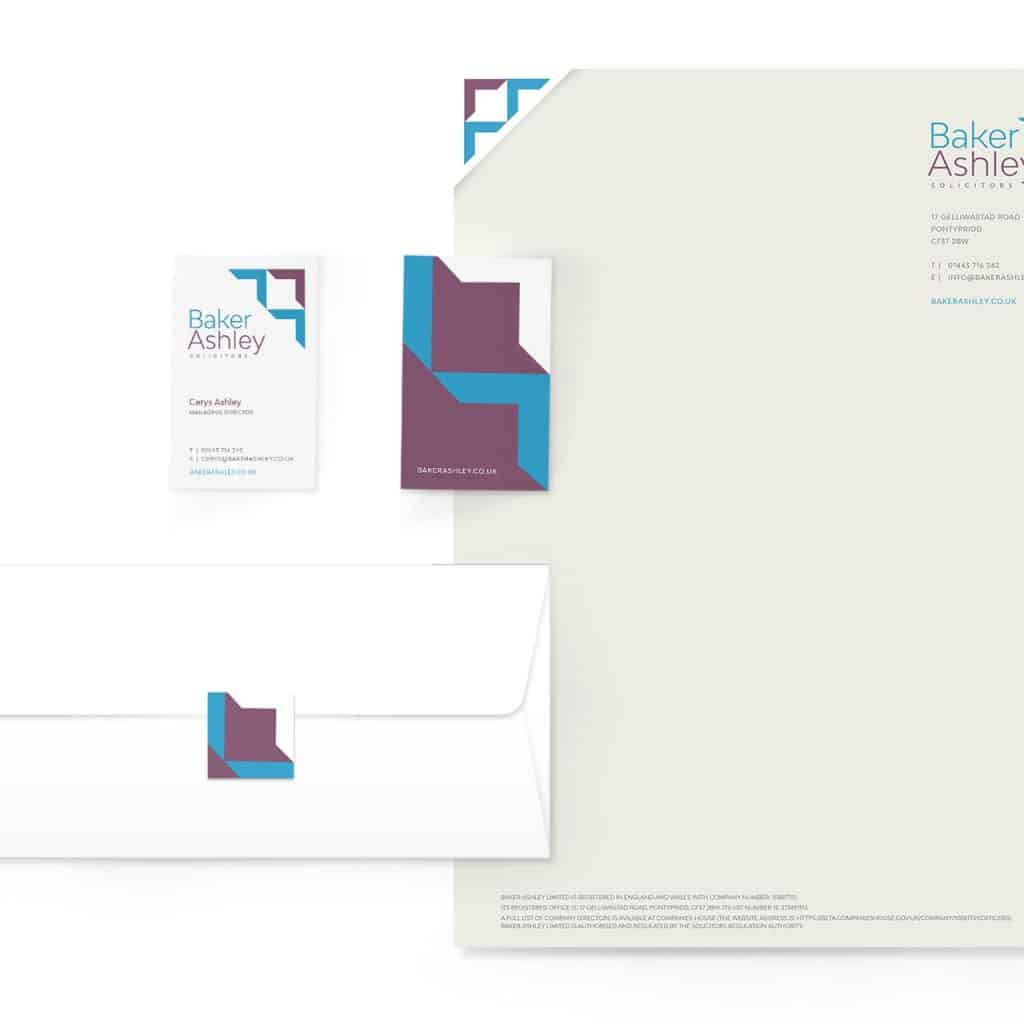 Baker Ashley Branding & Logo Design