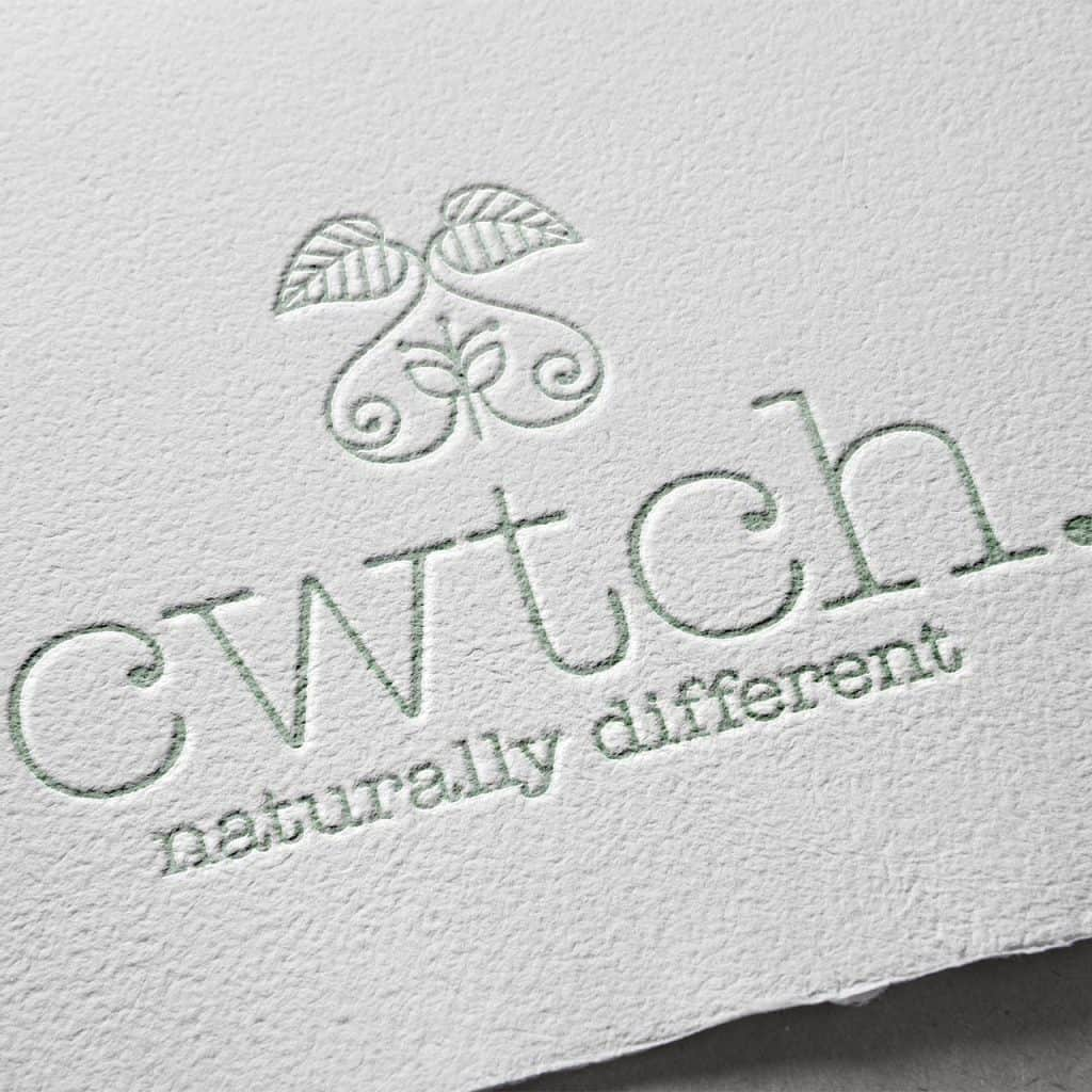 Cwtch Body Products Branding & Logo Design