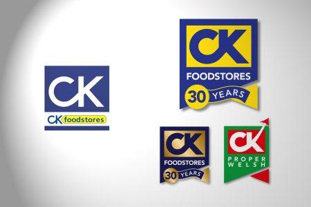 CK Foodstores Rebrand